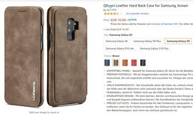 Samsung S9 Case New in Ramstein, Germany