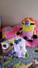 Girl Minion Bedding Room Decor in Camp Lejeune, North Carolina