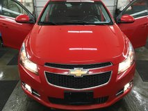 2012 Chevy Cruze Rally sport in Fort Leonard Wood, Missouri