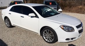 2011 Chevy Malibu LTZ.  Heated leather in Fort Leonard Wood, Missouri