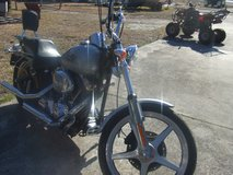 2002 Softail Custom 88 cubic inch motor in Camp Lejeune, North Carolina