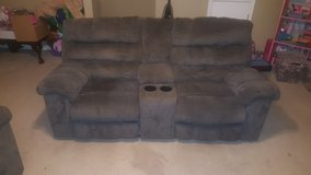MOVING MUST GO!!! Double Reclining Loveseat and Double Reclining Sofa in Fort Campbell, Kentucky