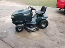 Craftsman 46 Inch Cut Riding Lawn Mower! in Warner Robins, Georgia