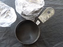 """New Egg Crumpet Pancake molds Stainless Steel 4"""" set of 4 in Alamogordo, New Mexico"""