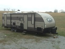 2018 Forest River Grey Wolf 26DBH Bunkhouse Camper in Fort Campbell, Kentucky