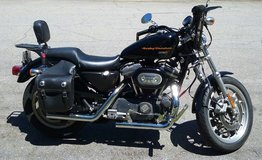 Harley Sportster for Spring in Warner Robins, Georgia