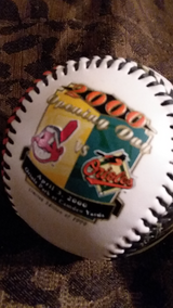 2000 Opening Day Orioles Ball in Fort Riley, Kansas