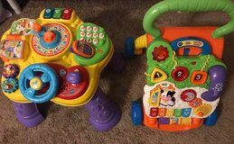 2 Vtech baby/toddler toys in Warner Robins, Georgia