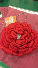 Red Evening Purse in Fort Leonard Wood, Missouri