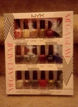 NYX MEGA GLAM MEGA CHARM NAIL ART COLLECTION in Camp Lejeune, North Carolina