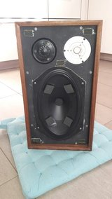 Loudspeakers B&W DM1 in Ramstein, Germany