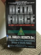 book on DELTA FORCE SPEC OPS UNIT in Okinawa, Japan