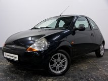Ford KA Royal Leather AC Low Mileage Brandnew Inspection in Ramstein, Germany