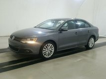 Lovely US spec 2013 VW Jetta TDI Premium with warranty in Ramstein, Germany