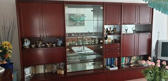 Wall Unit in Ramstein, Germany