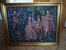 ** framed tapestry ** in Ramstein, Germany