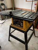 Pro Tech Table saw in Camp Lejeune, North Carolina
