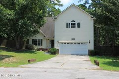 3 bedroom, 2.5 bathroom home for rent in Camp Lejeune, North Carolina