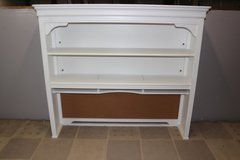 White hutch with working lights in Tomball, Texas