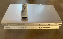 REDUCED! PANASONIC DVD/VCR + 60 MOVIES MODEL PV-D4735S in Fairfield, California