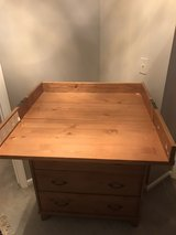 changing table in St. Charles, Illinois