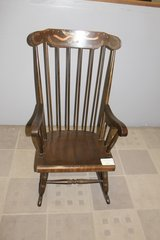 Montgomery Ward Rocking chair in Tomball, Texas
