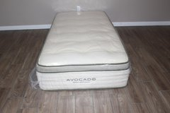 Avocado Green mattress- Twin XL in Tomball, Texas