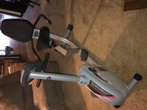 Schwinn recumbent bike in Fort Leonard Wood, Missouri