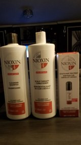 Liter sized Nioxin Color Safe System 4 (3 Piece) in Naperville, Illinois