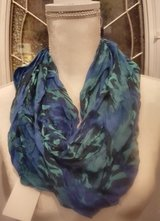 Chic Animal Abstract Infinity Scarf in Camp Lejeune, North Carolina