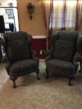 eagle claw high back chairs in Longview, Texas