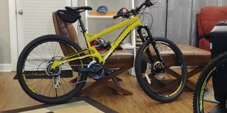 NEW Diamondback Full Suspension Mountain Bicycle in Camp Lejeune, North Carolina
