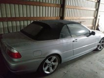 2004 BMW 325Ci convertible in Tomball, Texas