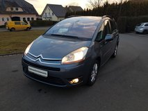 2008 AUTOMATIC CITROEN GRAND PICASSO HDI * TURBO DIESEL 7 SEATS in Spangdahlem, Germany