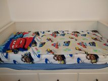 Lightning McQueen Twin Bed Sheet Set 3 pieces in Stuttgart, GE