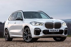 BMW X5 40i M Sport in Spangdahlem, Germany