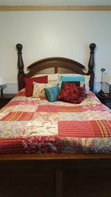 Pottery Barn Queen size Quilt in Naperville, Illinois