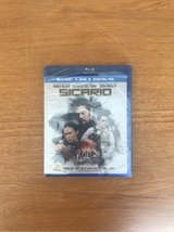 Sicario Blu-ray in Camp Pendleton, California