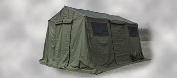 New HDT Global 14'x15' Miltary Tent in Camp Pendleton, California