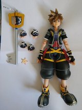 play arts kai kingdom hearts 2 sora in Camp Pendleton, California