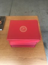 Award folders in Camp Pendleton, California