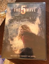 The 5th Wave DVD in Joliet, Illinois