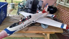 US Air Force Model in Camp Lejeune, North Carolina