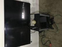 Samsung 46in tv & Xbox one with two controllers in Camp Pendleton, California