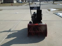 "Snapper Snow Blower 5.5HP  22"" Clearing Path in Joliet, Illinois"