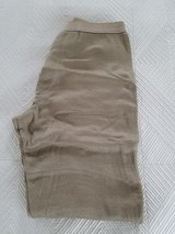 Military Desert Fleece Sleeper Pants (Brown) in Okinawa, Japan