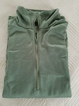 Deseert Fleece Sleeper Shirt (Green) in Okinawa, Japan