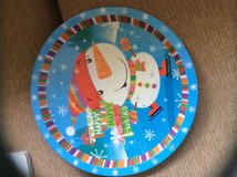 Holiday serving tray in Ramstein, Germany