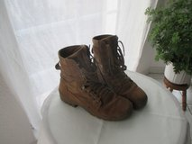 brown boots in Ramstein, Germany