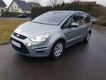 2010 FORD S- MAX  2,0 TURBO DIESEL * LOW KM * PANAROMA SUNROOF *NEW INSPECTION in Spangdahlem, Germany